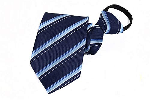 Xzwdiao Krawatten Fauler Reißverschluss Mit Reißverschluss 8Cm, Swll-02 (Fauler Bekleidung)