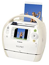 Canon Selphy Es40 Compact Photo Printer