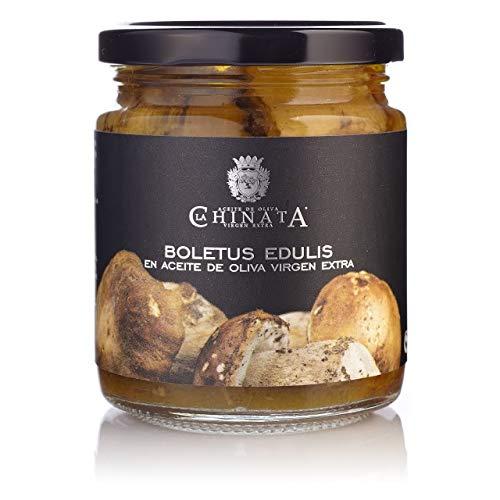 Funghi Porcini Sott'Olio Extravergine d'Oliva (230 g) - La Chinata