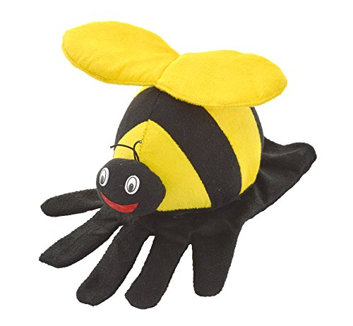 Cuddly Toys Bumble Bee Storytelling Hand Puppet (Honey Bee)