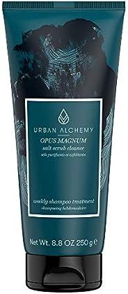 Urban Alchemy – Opus Magnum Salt Scrub Cleanse 250 g | Shampoo esfoliante per cuoio capelluto e capelli