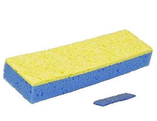 QUICKIE MFG - Super Squeeze Cellulose Sponge Mop Refill -