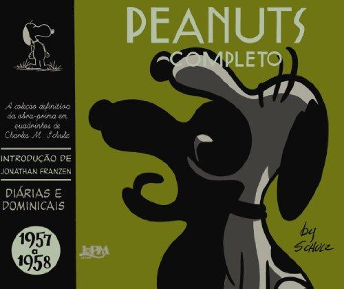 Peanuts Completo. 1957-1958 - Volume 4 (Em Portuguese do Brasil)