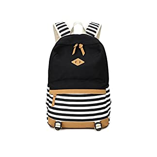 41hM8xpoWxL. SS324  - Mochila Casual Escuela Mochilas de lona unisex Backpacks Canvas