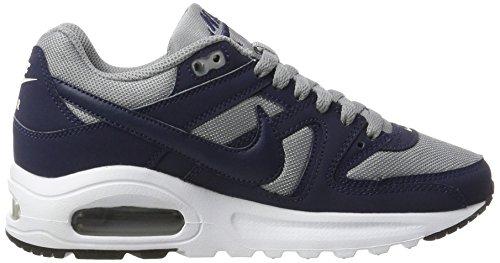 noite Nike discrição preto Flex branco Grau Comando Nvy Meia Max gentil De Sneakers Ar Unisexo gs vwqv7R