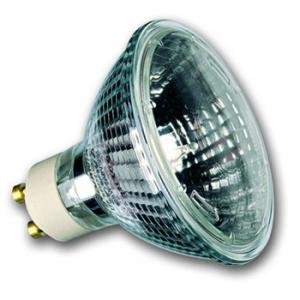 Sylvania HI-SPOT ES63. Halogenlampe 230v 75w 25º 2800k GU10. 700 Lumen. 2500 Stunden. 62 x 64mm. (Watt 75 Sylvania)