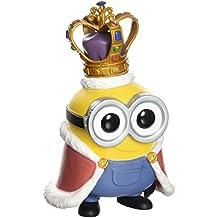 Minions: King Bob Minion Figur Pop - Despicable Me 2 [Importación Alemana]