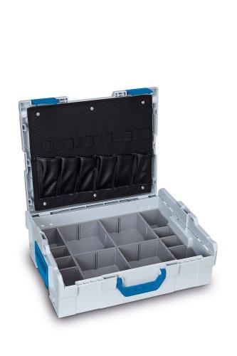 Sortimo L-BOXX 136 Werkzeugkarte 1 und Insetboxenset K3