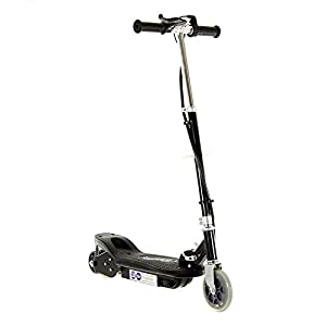 Airwave Electric Scooter, Ride on Electric Scooter, E-Scooter, Modern Design Footplate - Range of Colours