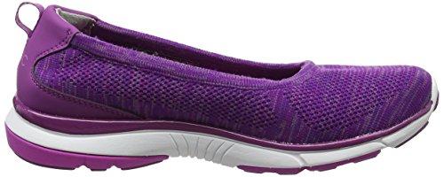 Vionic Aviva, Chaussures Multisport Outdoor femme Violet (Violet)
