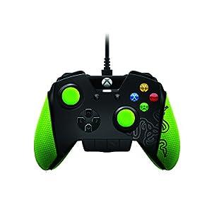 Razer Wildcat Anpassbarer eSport Controller (für Xbox One und PC, Premium Gaming Controller mit 4 programmierbaren…