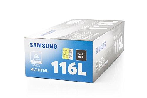 Preisvergleich Produktbild Original Toner passend für Samsung Xpress M 2825 ND Premium Line Samsung 116L MLTD116L , MLT-D116L , MLTD116LELS - Premium Drucker-Kartusche - Schwarz - 3.000 Seiten