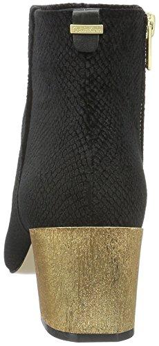 Calvin Klein Narla, Bottes Classiques Femme Noir (Blk)