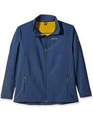 Schöffel Phoenix II 20 21287 22234 8853- Chaqueta para hombre, tejido Softshell, otoño/invierno, hombre, color Azul - azul, tamaño 54
