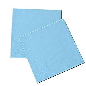 Verbetena - 20 servilletas, color azul, 33x33 cm (018000350)