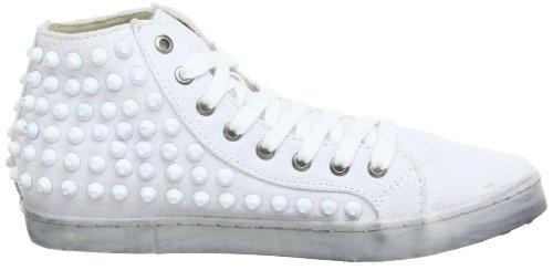 Colors of California HC.SKECH6 Damen Sneaker Weiß (Bianco WHI)