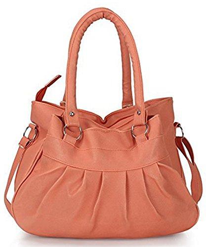 TipTop Women's Peach Handbag