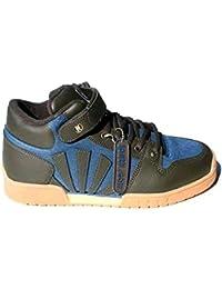IPATH IPATH Yogi Hi Pro Leather Brown Blue taille 40.5 - Zapatillas de deporte de material sintético para hombre Pro 40,5