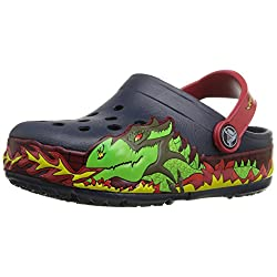 Crocs Lights Fire Dragon K...