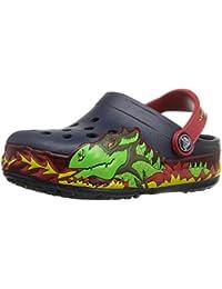 Crocs Lights Fire Dragon K, Sabots - Mixte enfant