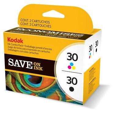1 Color Multi Pack (1 Multipack von Kodak für ESP C315 ( 2x Patronen, Color + Black) ESP C 315 Druckerpatronen, 275/335 Seit.)