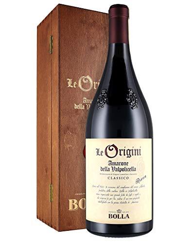 Amarone della Valpolicella Classico Riserva DOP Le Origini Bolla 2012 Magnum 1,5 L Cassetta
