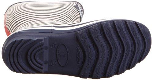 Evercreatures - Bristol, Stivali di gomma Donna Blu (blu)