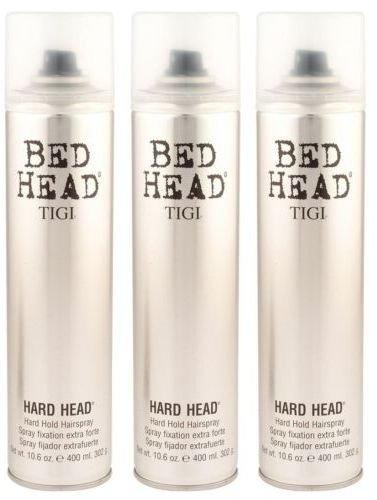EAD HAIR SPRAY 385ML X 3 - EXTRA FIRM HOLD HAIRSPRAY + TRACK by TIGI ()