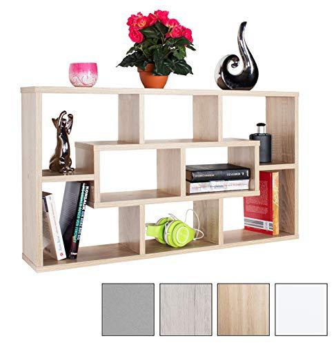 RICOO Estanteria Bandeja Muro casa WM050-ES Libreria