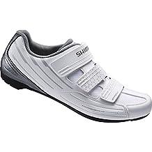 Shimano SH-RP2W Zapatillas para Mujer, Blanco, 39 EU