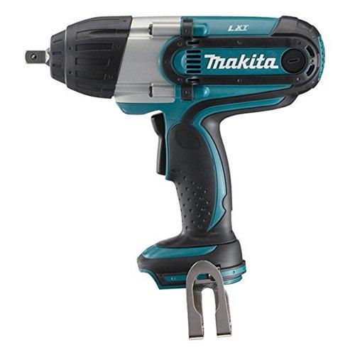 Makita DTW450Z Schlagbohrhammer, 18 V, Schwarz, Blau