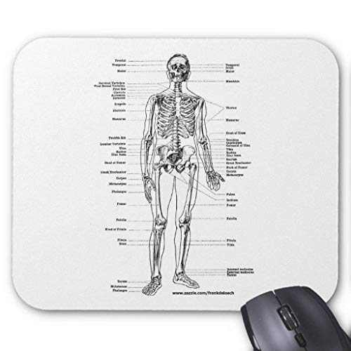 hirts and Gifts Mouse Pad 18×22 cm ()