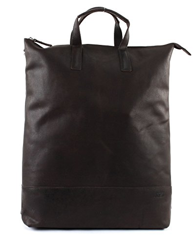 Jost Narvik X-Change Bag mit Laptopfach 48 cm braun