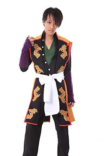 De-Cos Hakuouki Shinsengumi Kitan Cosplay Costume Okita Souji 1st Ver (Kostüm Okita Souji Cosplay)
