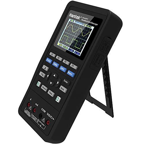 2 in1 palmare oscilloscopio digitale del segnale fonte multimetro 40 MHz 2 CH + DMM 250 MSa/s (canale) 125 MSa/s (Dual-Channel)