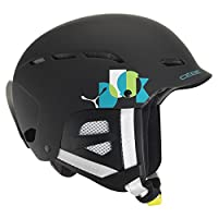 Cebe Dusk Junior Helmet (Black Name)Description:The ski helmet Cebe Dusk is a brand new that you bring the lightness of a helmet but also a super fan for comfort. This helmet Cebe Dusk protect you when you fall and you will enjoy your safe ou...