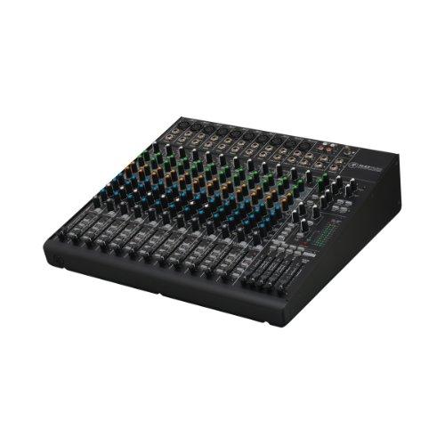 Mackie 1642VLZ4| Hochleistungs-VLZ4Serie Premium 16-Kanal Analog mischen Station, 1642VLZ4mit 10Onyx Mikrofonvorverstärker und 4Stereo-Kanal (16-Kanal 10Preamps) - 1642 Serie
