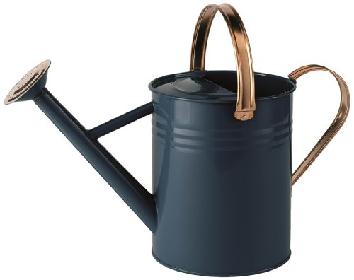 Gardman Metallgießkanne, 4,5L, altblau
