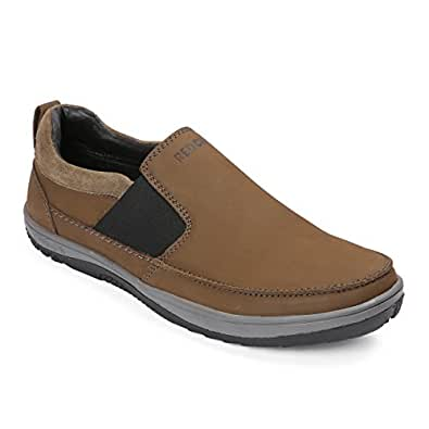 Red Chief Men's Mutli Leather Boat Shoes-10 UK (44 EU) (RC3556_124_10)