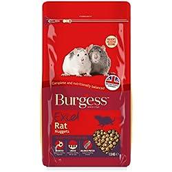 Excel Burgess pépites de Rat (4x 1.5kg)