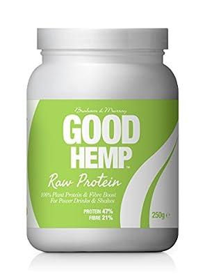 Good Hemp Raw Protein Powder 2.5kg from Braham & Murray