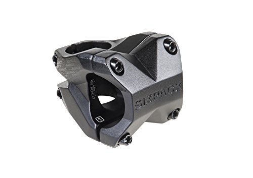 Sixpack-Racing Menace Vorbau, schwarz(Stealth-Black),35mm -