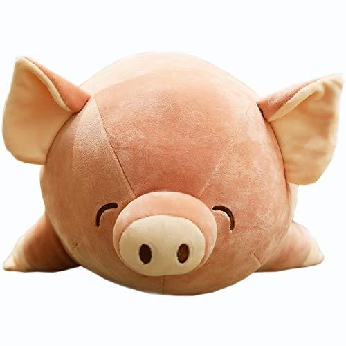MMGC Hug Kissen,Schwein Puppe, süßes Schwein, Kissen, weiche Puppe, Mädchen Plüschtier