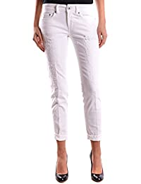 DONDUP Jeans Donna P692BS009DL32000 Cotone Bianco eed59c9d81