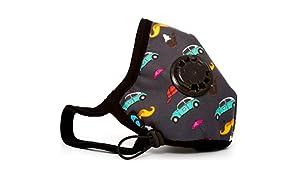 Cambridge Mask Company Pour Masque Respirateur Antipollution Militaire N99 Lavable avec nouvelle lanièrespouroreilles ajustables