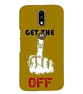 Fuson 3D Designer Back case Cover For Motorola Moto G4 / Motorola Moto G4 Plus