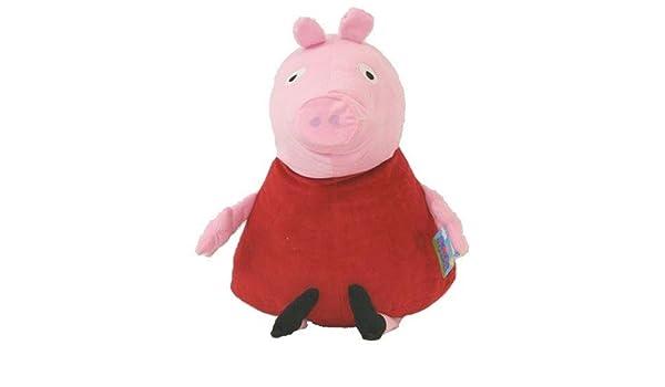 Originale 60 Gigante Pig Peppa CmAmazon Cm Peluche sChrtQd