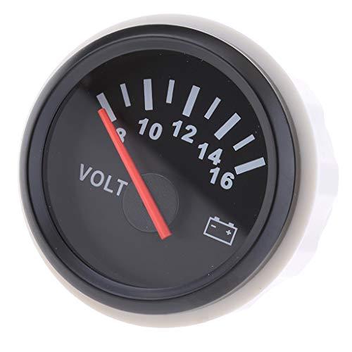 2' Voltmetro Analogico 9-32V Batteria Universale Auto Barca - N3