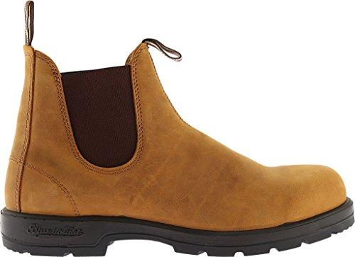 Blundstone 561 Hommes Cuir Chaussure de Travail Marron