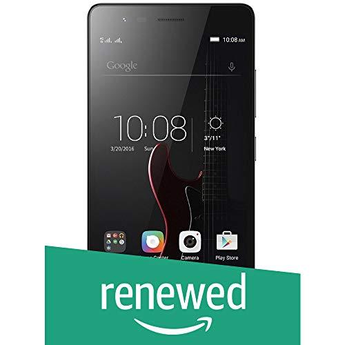 (Renewed) Lenovo Vibe K5 Note A7020A48 (Grey, 32GB)